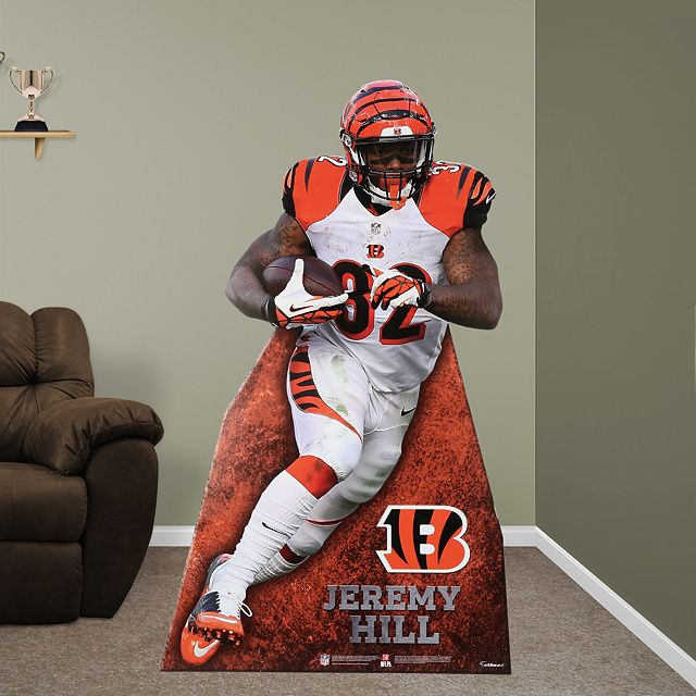 Jeremy Hill Life-Size Stand Out