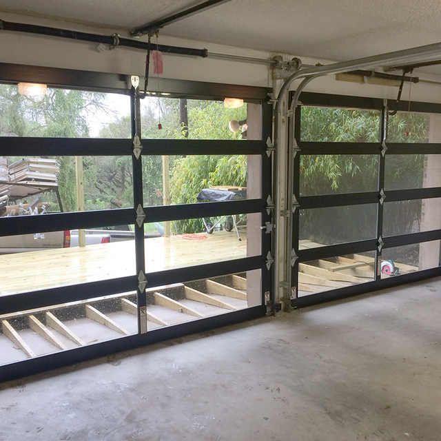 Source Gaoming Electric Roll Up Garage Doors Glass Garage Door Prices On M Alibaba Com In 2020 Glass Garage Door Garage Door Styles Garage Doors
