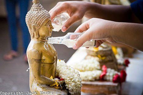 Songkran Festival - #Thailand