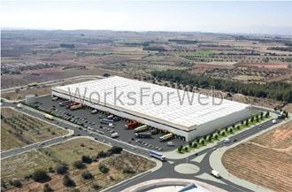 Naves logísticas llaves en mano en Bràfim Alió, Tarragona -Proyecto de 26.650m² de almacén + 1.348m2 de oficinas -Parcela de 44.415m² -Divisible en 10 módulos de 2.500m² y 3.327m² -Amplia superficie de maniobras -42 muelles de carga -Altura libre 10,8m -Instalación contraincendios (Sprinklers)  -Más información: http://www.estradapartners.com/naves/1084/Tarragona.html - Estrada & Partners Asesores inmobiliarios - 93 215 16 50 - www.estradapartners.com barcelona@estradapartners.com