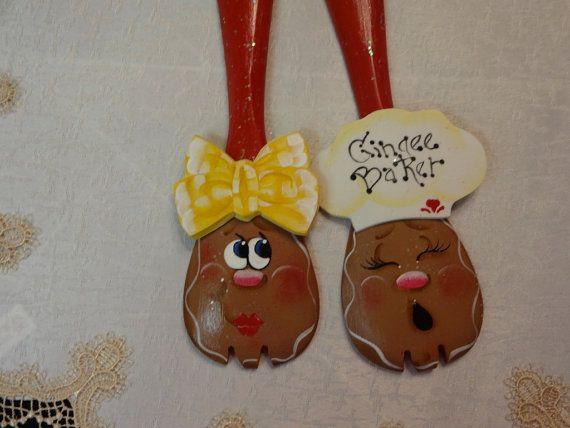 17 mejores ideas sobre decoración navideña de pan de jengibre en ...