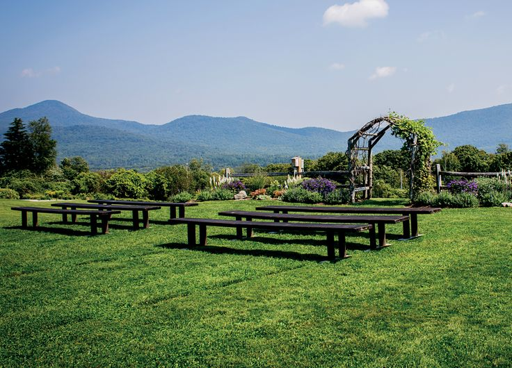 Fresh Fetes: Seven New Wedding Venues in New England