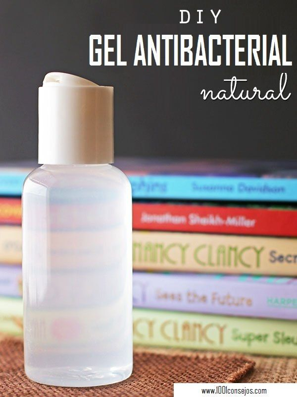 Homemade Hand Sanitizer Gel And Spray Hand Sanitizer Natural
