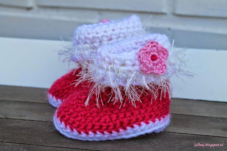 Roze babylaarsjes