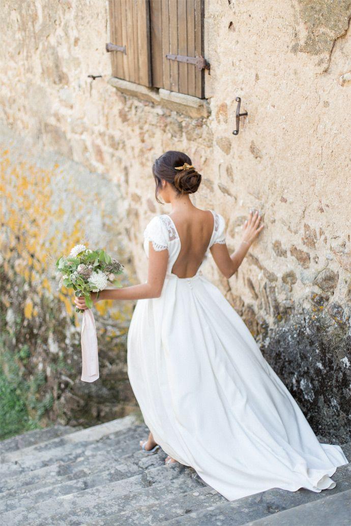 Bijoux et accessoires – L'Atelier de Sylvie – Collection 2018 | Photographe : Lena G. Photography | Donne-moi ta main - Blog mariage