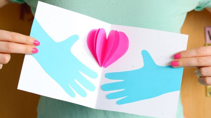 hands holding a heart mothers day card 29 best projects for images on 8101