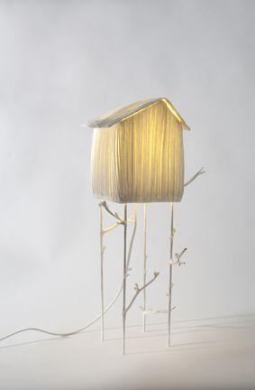 sculptures_lumineuses - papier à êtres
