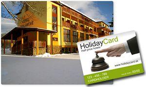 Moderne zrekonštruovaný HOTEL AVALANCHE  sa nachádza v malebnej podtatranskej obci Štôla vo Vysokých Tatrách priamo pod najvyšším tatranským vrcholom Gerlachovským štítom. Kľud turisticky málo poznamenanej horskej obce obklopenej nádhernou horskou prírodou a pritom výborné dopravné spojenie s hlavnými tatranskými turistickými a lyžiarskymi centrami ponúka ideálnu možnosť na aktívny oddych a odpočinok od stresu súčasného rýchleho života.