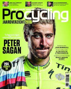 Proefabonnement: 3x Procycling € 15,-: Procycling is het toonaangevende internationale blad over de professionele wielersport met aandacht voor alle grote evenementen en wielerklassiekers, interviews en schitterende foto's.