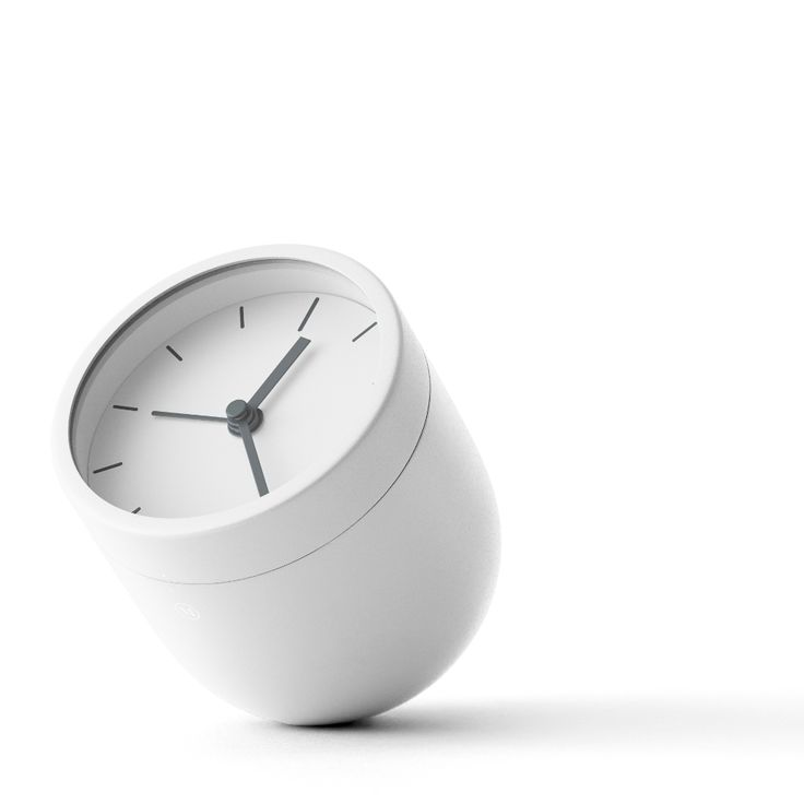 Menu Tumbler Alarm Clock by Norm Architects