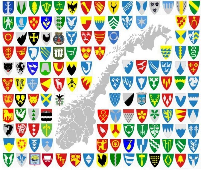 Heraldic Norway