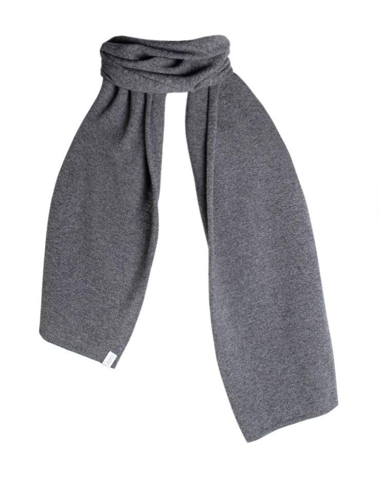 Cucù Lab AI1617 • sciarpa SCIA WOMAN lana grigio • http://www.cuculab.it/it/donna/shop/accessori--1-1/scia-woman-1/scia-woman-grigio.html • www.cuculab.it