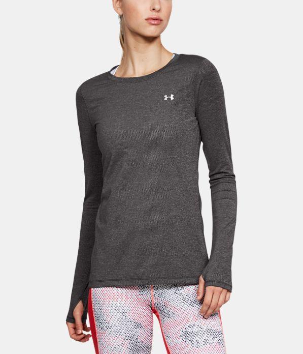 d35e8f91 Women's UA HeatGear® Armour Long Sleeve | My Style | Under armour ...