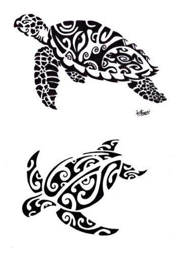 tatoo tortue maorie - Recherche Google