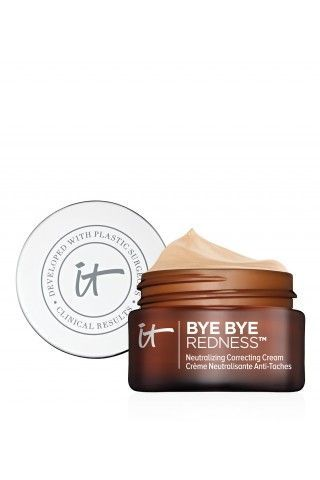 IT! Cosmetics Bye Bye Redness Correcting Cream ($32)