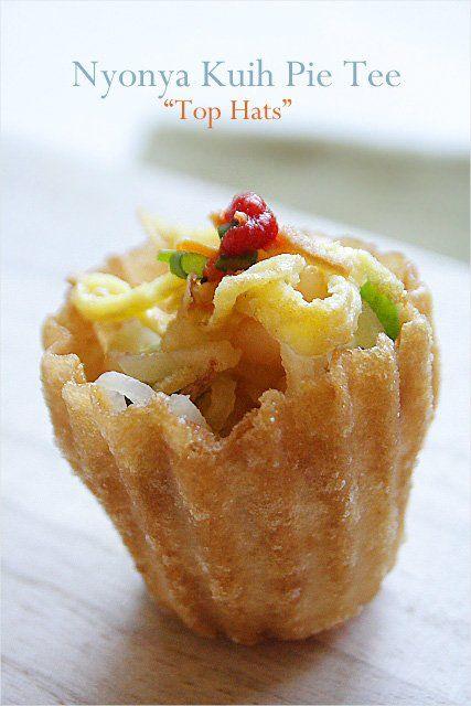 Nyonya Kuih Pie Tee Recipe
