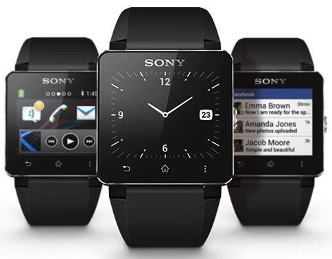 Sony SmartWatch 2 May Launch in UK on July 15th