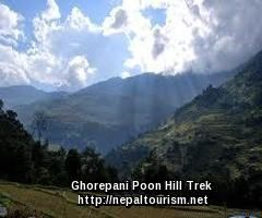 """Ghorepani poon hill trekking is one of the trendy trekking in Annapurna region. Ghorepani trekking area, north of Pokhara, called """"Ghorepani"""" offers some of the most dramatic close-up views of the highest and mainly gorgeous mountains in the world."""