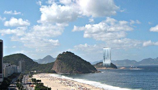Cascata solare - anticipazioni su Rio 2016