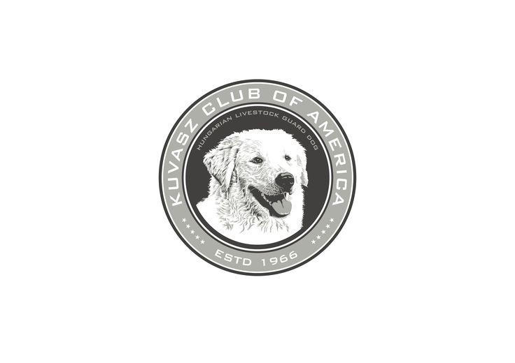Kuvasz Club of America logo