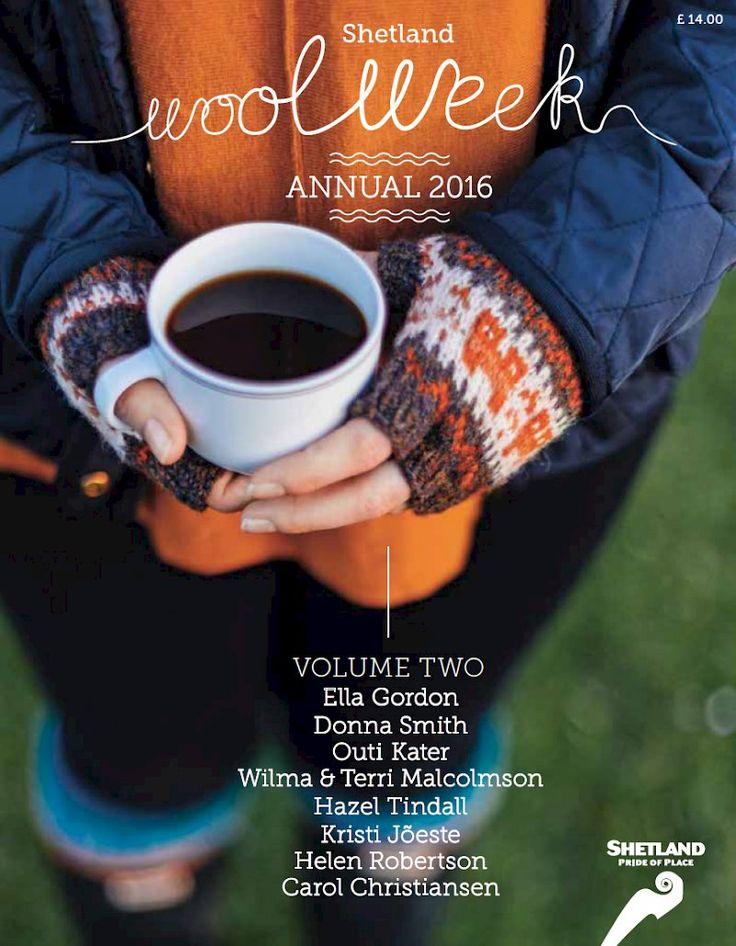 Shetland Wool Week 2016 Annual | Shetland.org