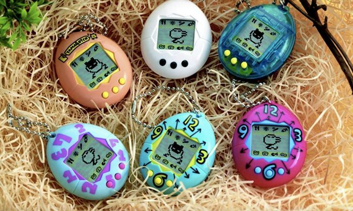 The Original Tamagotchi Is Back And The Internet Is Freaking Out | Bored Panda