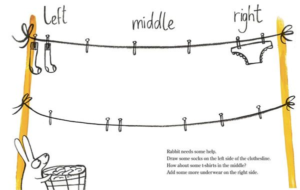 From: Inside, Outside, Upside-Down: A Sweet Children's Book About Understanding the World Through Relative Positions