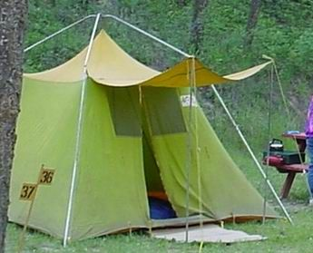 Old Canvas Tent & 20 best Old Tents images on Pinterest | Tent Tents and Camp gear