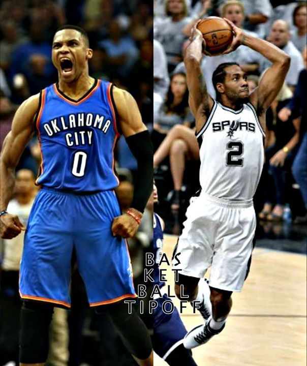 ALL-NBA TEAMS PREDCITION  1ST TEAM Russell Westbrook (Oklahoma City Thunder) James Harden (Houston Rockets) LeBron James (Cleveland Cavaliers) Kawhi Leonard (San Antonio Spurs) Demarcus Cousins (New Orleans Pelicans)  2ND TEAM John Wall (Washington Wizards) Isaiah Thomas (Boston Celtics) Kevin Durant (Golden State Warriors) Anthony Davis (New Orleans Pelicans) Karl-Anthony Towns (Minnesota Timberwolves)  3RD TEAM Stephen Curry (Golden State Warriors) DeMar DeRozan (Toronto Raptors) Giannis…