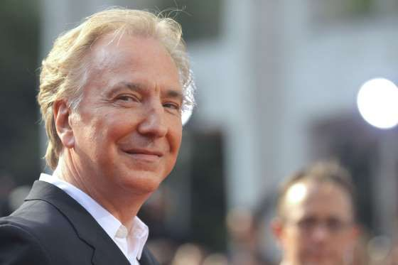 Loved, Loved, Loved Alan Rickman! Best bad guy, EVER! ALAN RICKMAN (FEB. 21, 1946 – JAN. 14, 2016), ACTOR - Photowire/BEI/REX Shutterstock/Rex Images