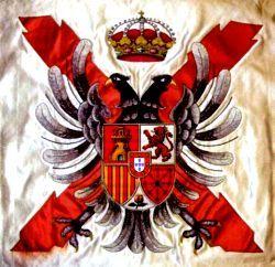 La Cruz de Borgoña es la bandera más española. El carlismo se la apropió y el franquismo la manipuló, pero esta bandera nos pertenece a todos. La debemos recuperar como símbolo de nuestra gran Historia.