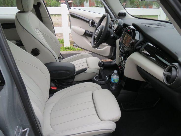 2015 Mini Cooper S Hardtop 4-door   4 doors do not compromise Mininess of Cooper Hardtop