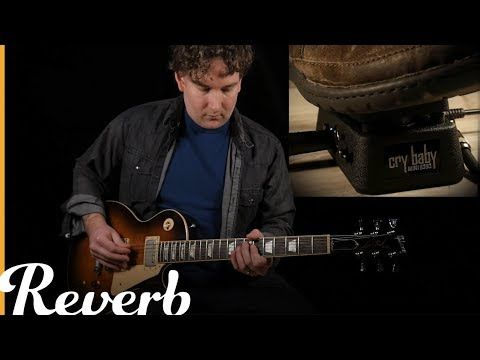 Dunlop Cry Baby Mini 535Q | Reverb Tone Report