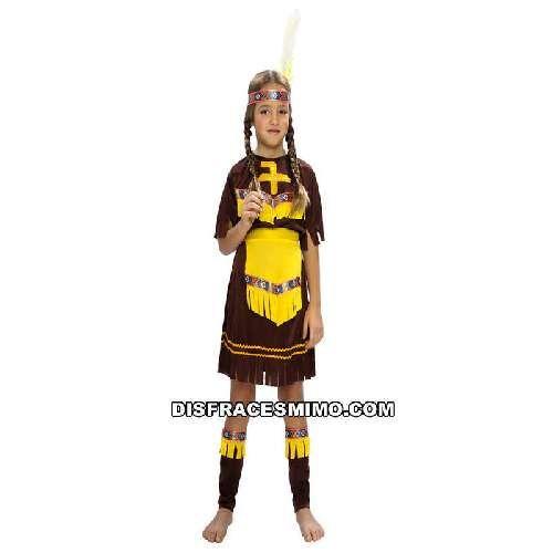 tu mejor disfraz de india infantil para nia bt este comodsimo traje es perfecto