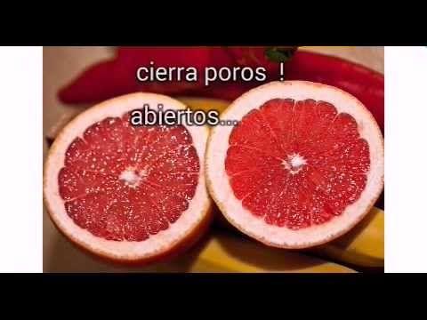 NO TIRES LA SEMILLA DE PAPAYA(ADELGAZA)PIÑA PAPAYA Y TORONJA)