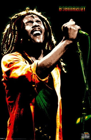"""Bob Marley """"A Legend In His Own Right!"""
