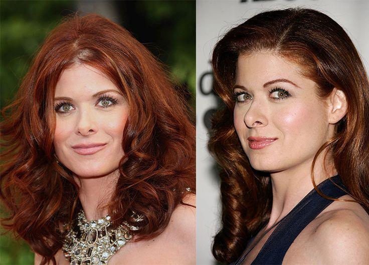 Colour! Magical redhead! Copper hair.