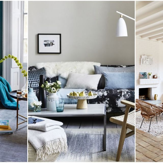 11 Ways To Use Benjamin Moore S 2021 Color Of The Year Aegean Teal In 2021 Interior Design Living Room Gold Living Room Dining Room Trends