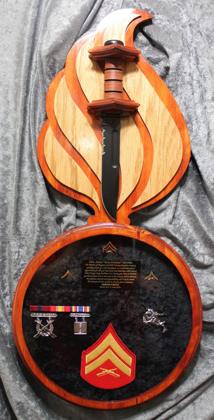 156 best USMC Plaques images on Pinterest | Paracord ...