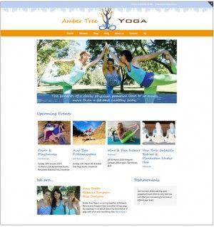Amber Tree Yoga Website | Yoga Studio and Retreats | Graceville Brisbane