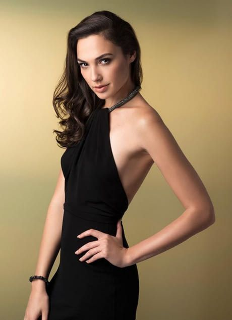 gal gadot. oh, she's beautiful!!