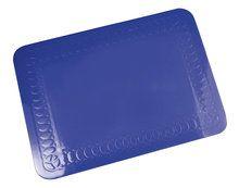 Tenura Silicone Rubber Anti Slip Rechthoekige Mat 25.5x18.5 cm (VM985B)