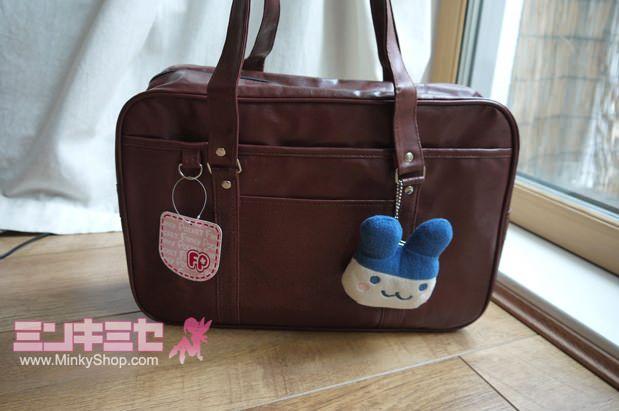 Fancy Pocket Japanese School Girl Bag  05c307e4e5ff7