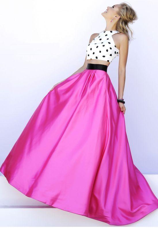vestido puntosofy