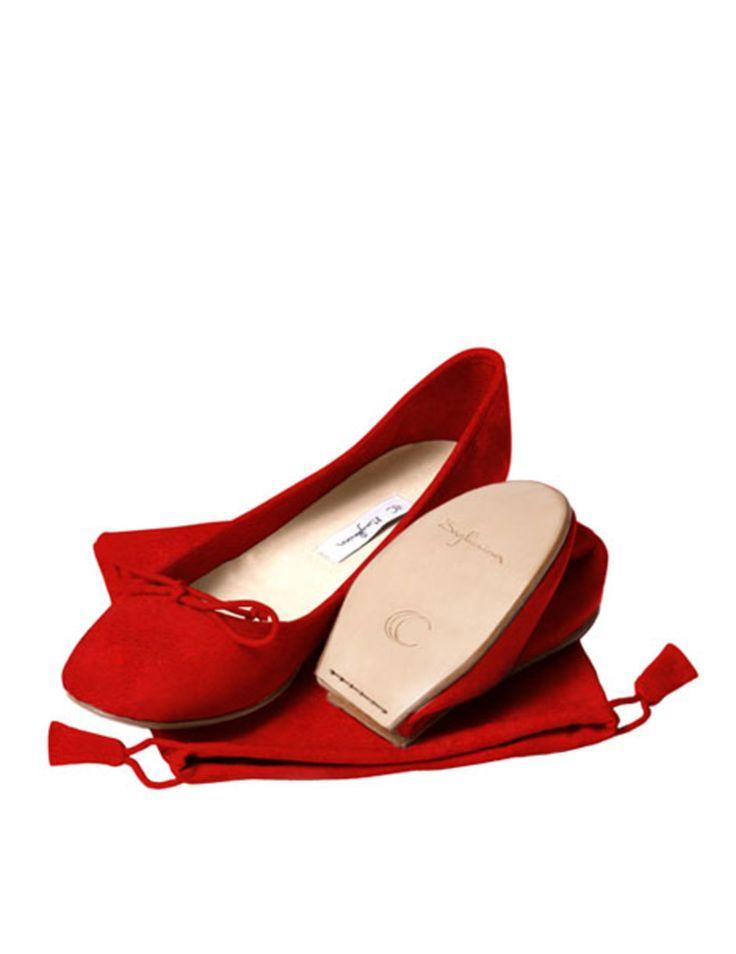 Les ballerines pliables - Shopping alerte : les 30 chaussures de l'été sur internet - Grazia
