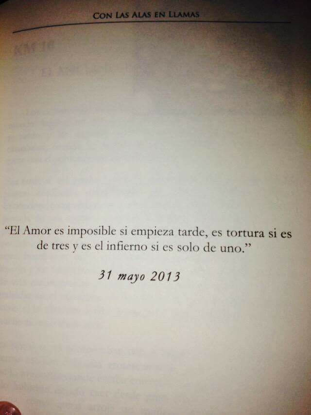 Amor Imposible Tortura Infierno Quotes Pinterest Love
