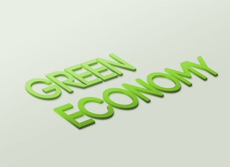 Report concludes that the green economy is a UK success story.