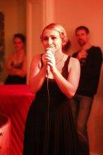 Sally Bowles - Divine Decadence Darling! - Cabaret Bar & Cafe. (Schöneberg)