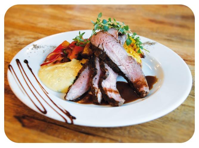 Vi har höga förhoppningar på en av våra nyaste restauranger: Créme