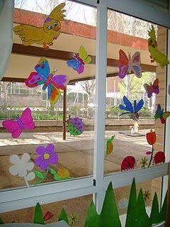 decoracion aula preescolar - Buscar con Google